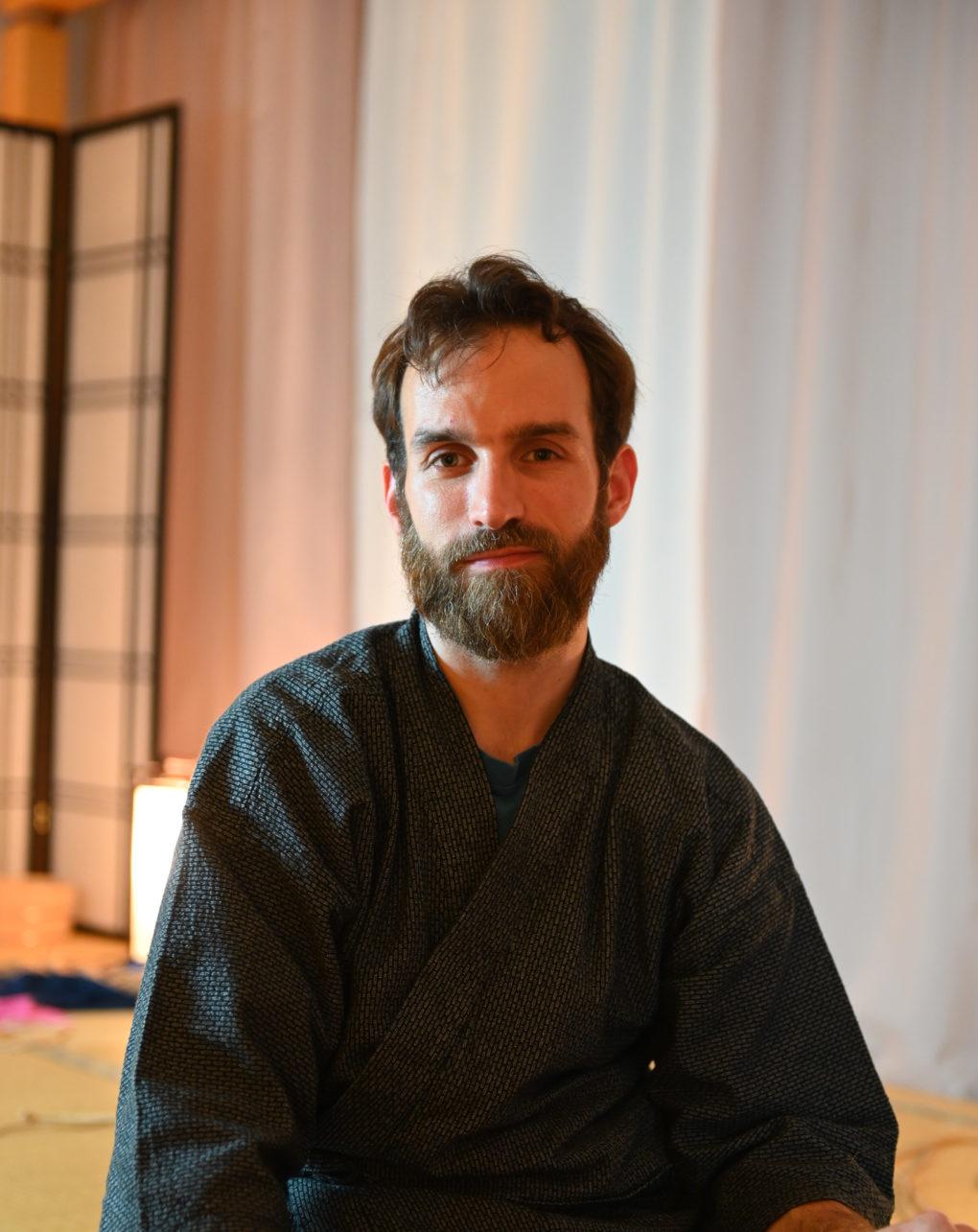 Harukumo, seit 2005 aktiver Shibari-Lehrer.